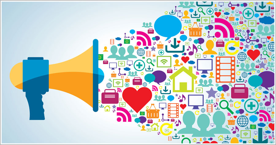 Using Proper Social Media To Attain Corporate Objectives